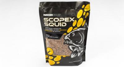 őrölt bojli - Nash Scopex Squid Stabilised Flake 1kg