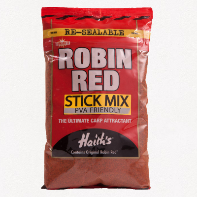 Stick mix - Dynamite Baits Robin Red Stick Mix