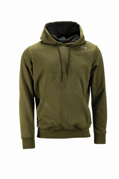 Mikina - Nash Emboss Hoody 10-12 Years