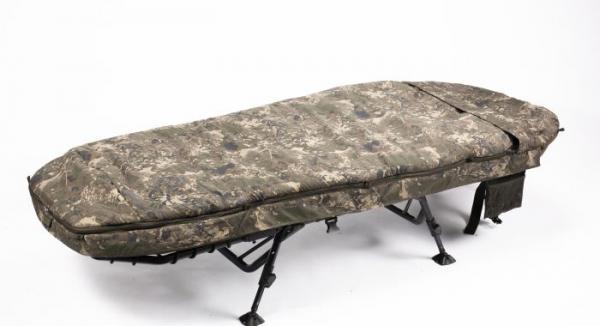 Lehátko NASH MF60 Indulgence 5 Season Compact Sleep System