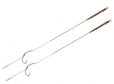Hotový Nadväzec Delphin THE END Skin rig 20cm / 25lbs -  2ks