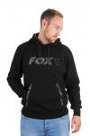 Mikina - FOX BLACK/CAMO HOODY