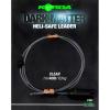 Šokovka na Heli montáž - Korda Dark Matter Leader Heli Safe 40lb 1m
