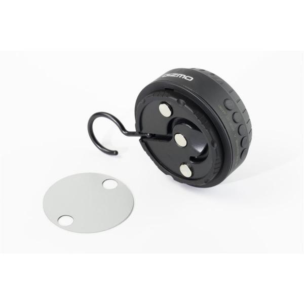 Sada signalizátorov - Sonik Gizmo 3+1 Alarm + Bivvy Lamp